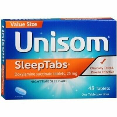 Unisom SleepTabs 48 Tablets