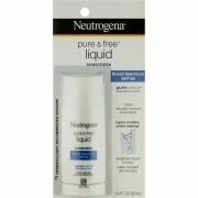 Neutrogena Pure & Free Liquid Daily Sunscreen SPF 50 1.40 oz
