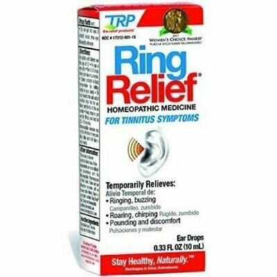 Ring Relief Formula Ear Drops 0.33 oz