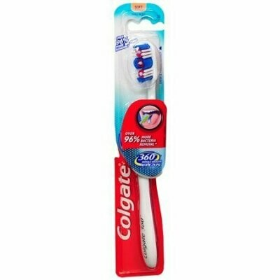 Colgate 360 Full Head Soft Toothbrush