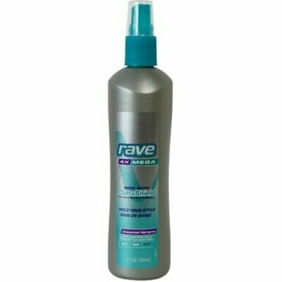 Salon Grafix Freezing Hair Spray Mega Hold 10 oz