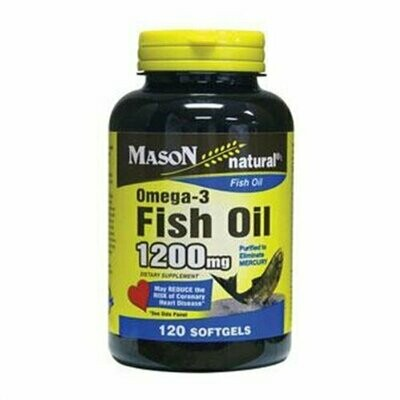 FISH OIL 1200MG OMEGA-3