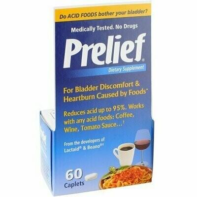 Prelief Dietary Supplement 60 Caps
