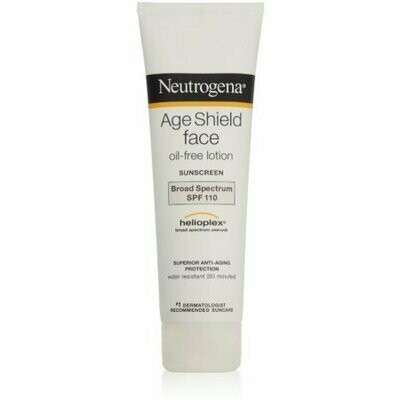 Neutrogena Age Shield Face, Sunscreen Lotion, SPF 110 3 oz