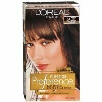 L'Oreal Superior Preference - 5A Medium Ash Brown (Cooler) 1 Each