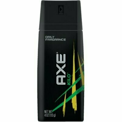 Axe Kilo Daily Fragrance 4 oz
