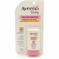 AVEENO Baby Natural Protection Stick Face SPF 50+ 0.50 oz