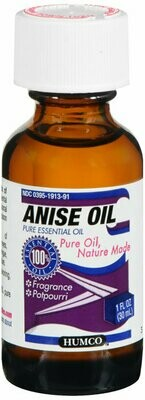 ANISE OIL 1 OZ HUMCO