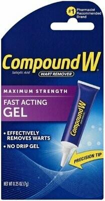 COMPOUND W GEL 0.25OZ