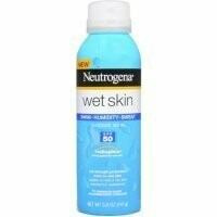 Neutrogena Wet Skin Sunscreen Spray SPF 50 5 oz