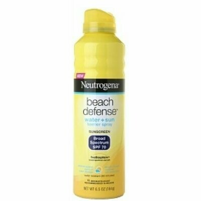 Neutrogena Beach Defense SPF 70 Spray 6.5 oz