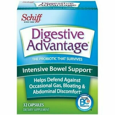 Digestive Advantage Intensive Bowel Support, 32 Capsules