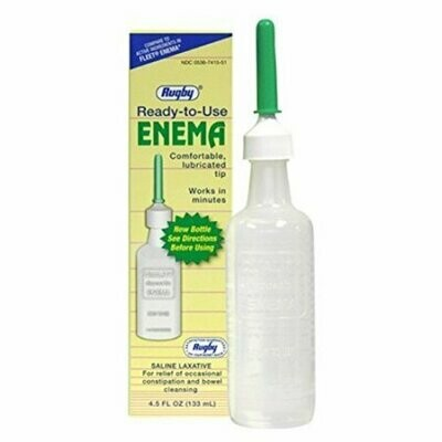ENEMA DISPOSABLE 4.5OZ SODIUM PHOSPHATE