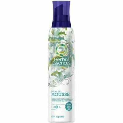 Herbal Essences Set Me Up Extra Hold Mousse 6.80 oz