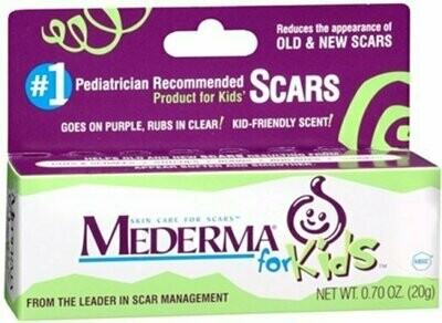 MEDERMA KIDS GEL 0.7OZ