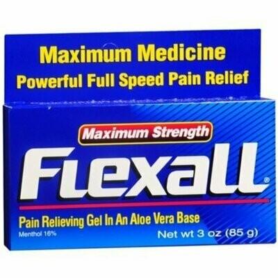 Flexall Gel Maximum Strength 3 oz