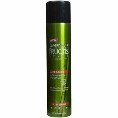 Garnier Fructis Style Anti-Humidity Hairspray Sleek & Shine 8.25 oz