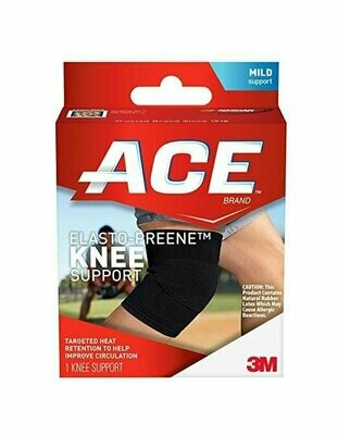 ACE Elasto-Preene Knee Support, Large/X-Large