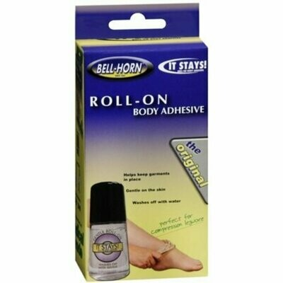 It Stays! Roll-On Body Adhesive 2 oz