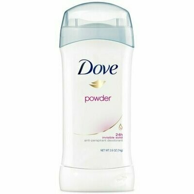 Dove Antiperspirant Deodorant Powder 2.6 oz