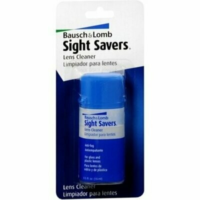 Bausch & Lomb Sight Savers Lens Cleaner 0.50 oz
