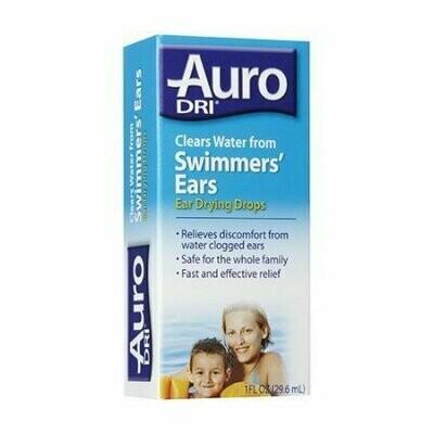Auro-Dri Ear Water Drying Aid - 1 Oz