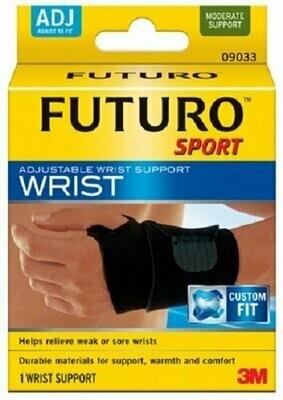 Futuro Sport Adjustable Wrist Support, Moderate Support