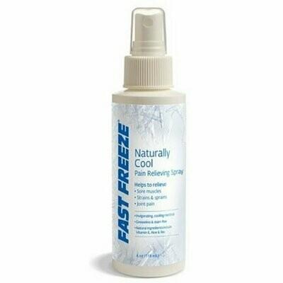 Fast Freeze Pain Relief Spray 4 oz