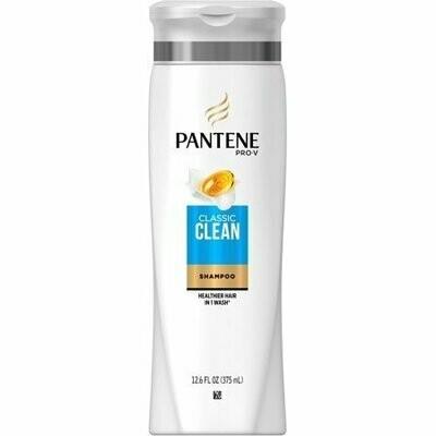 Pantene Pro-V Classic Clean Shampoo 12.6 oz