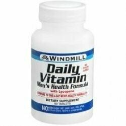 Daily Vitamin TB Mens WMILL Size: 60