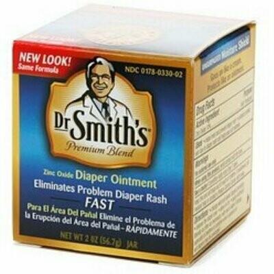 Dr. Smith's Premium Blend Diaper Ointment 2 oz