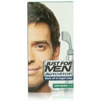 JUST FOR MEN AutoStop Haircolor Dark Brown A-45 1 Each