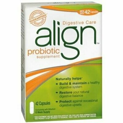 Align Capsules 42 pack
