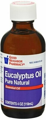 GNP EUCALYPTUS OIL LIQUID 4 OZ