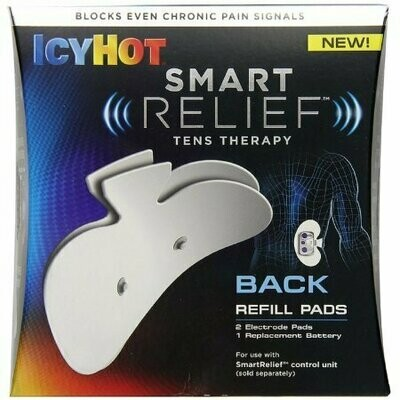 ICY HOT Smart Relief TENS Therapy Back Refill Kit 1 each