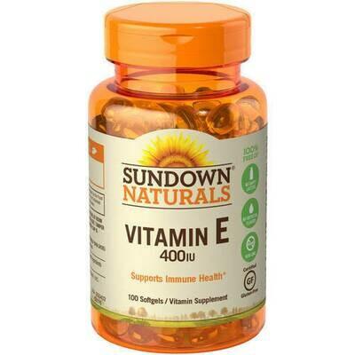 Sundown Naturals Calcium plus Vitamin D3, 600mg, Tablets