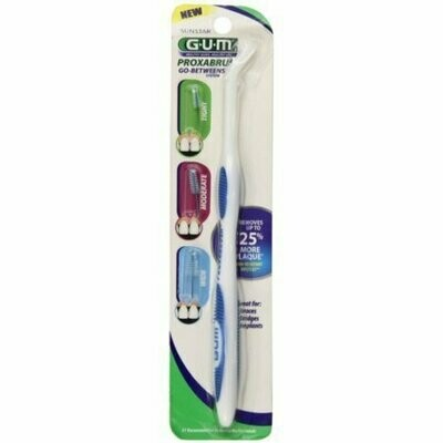 GUM Proxabrush Handle and Refills 1 Each