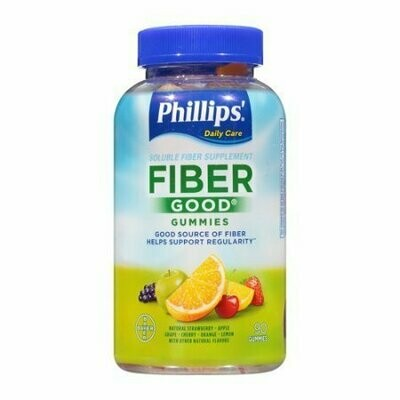 Phillips Daily Care Fiber Good Gummies, 90 Each