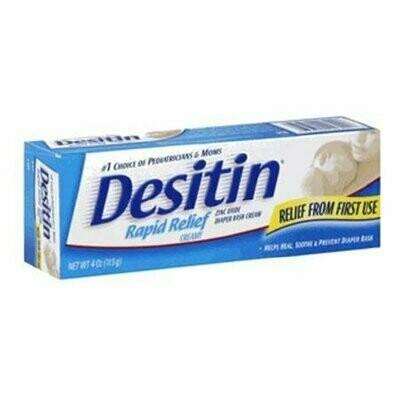 Desitin Diaper Rash Treatment 4oz