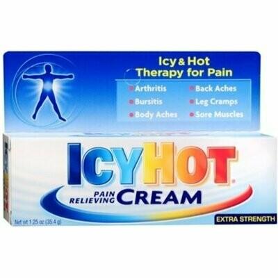 ICY HOT Cream 1.25 oz