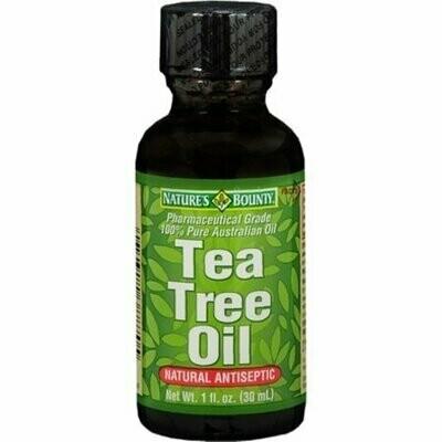 Nature's Bounty Tea Tree Oil 1 oz