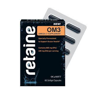 Retaine OM3 Fish Oil - 60 CT