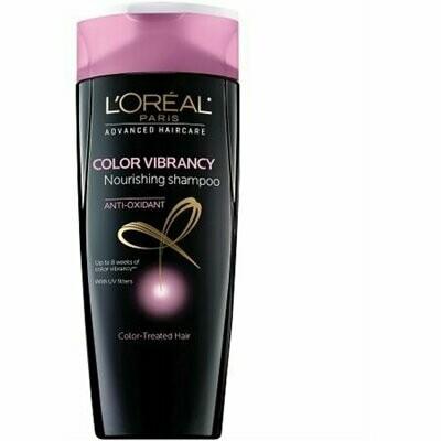 L'Oreal Advanced Haircare Color Vibrancy Nourishing Shampoo 12.6 oz