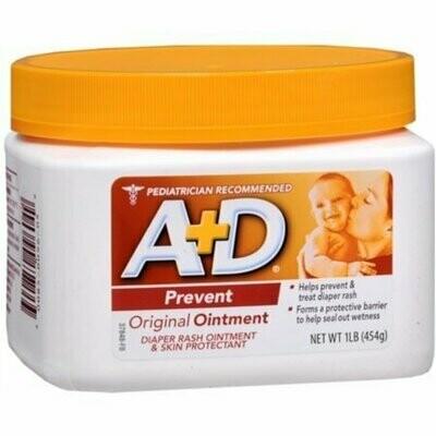 A+D Ointment Original 16 oz