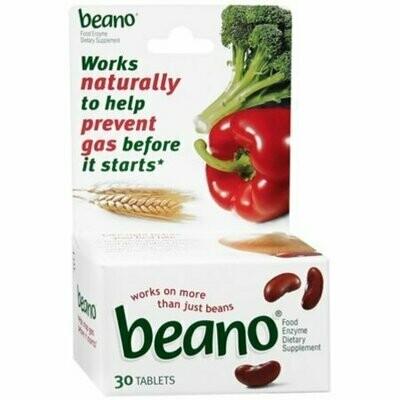 Beano 30 Tablets