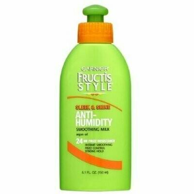Garnier Fructis Style Sleek & Shine Anti-Humidity Smoothing Milk 5.10 oz