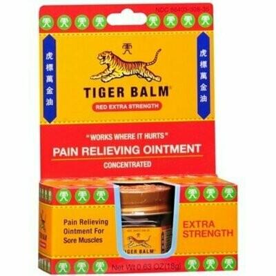Tiger Balm Extra Strength 0.63 oz