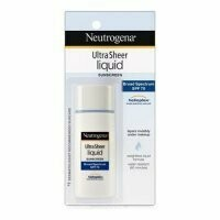 Neutrogena Ultra Sheer Daily Sunblock Liquid, Spf 70 - 1.4 Oz