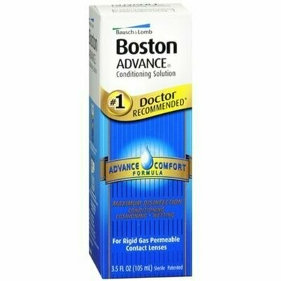 Bausch & Lomb Boston Advance Conditioning Solution 3.50 oz