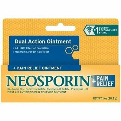Neosporin + Pain Relief Ointment, 1 Oz